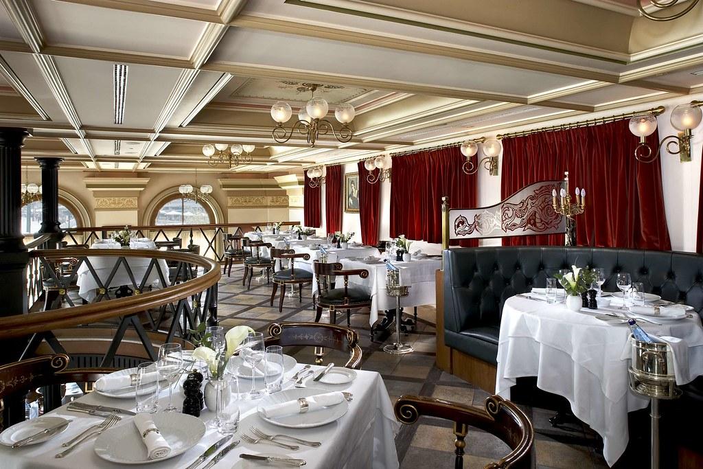GB Corner Restaurant - top floor