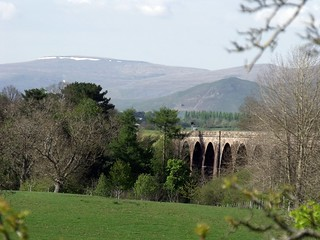 Viaduct over the river Eden