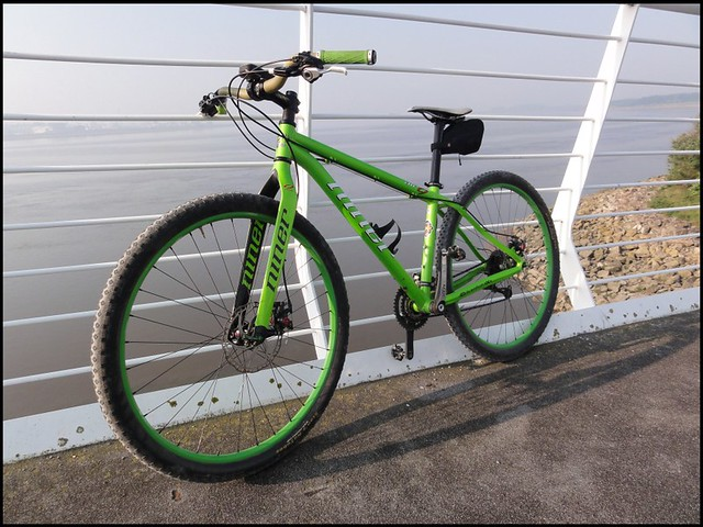 Green speed machine