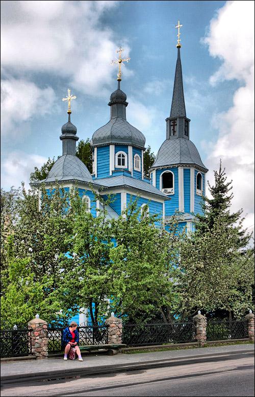 Слуцк, Собор св. Михаила Архангела