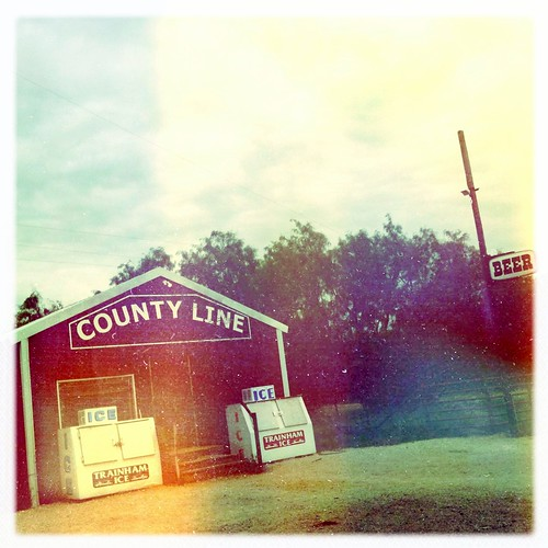 county rural texas line tonk honky