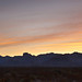Chisos Mountain Sunset - Big Bend National Park, Texas - <span>© 2011 Jeff Lynch Photography, Ltd. All Rights Reserved. Available for Licensing and Purchase.Shot taken with a Canon EOS 5D Mark II set on aperture (Av) priority using an EF 24-105mm f/4L IS USM lens tripod mounted. The exposure was taken at 50mm, f/14 for 2 seconds at ISO 100 using a Singh-Ray warming polarizer filter and 2-stop graduated neutral density filter. Post capture processing was done in Adobe's Lightroom 3.Blog - Serious Amateur PhotographyFollow me on Twitter</span>
