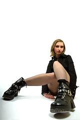 Model shoot - January 16, 2009
