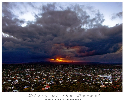 sunset newzealand storm colorful view auckland nz northisland kiwi ahmed storn firey mteden explored sunsetphotography maldivianphotographer manspic munah cityofsail munahahmed aoeteora sunsetsofmanspic