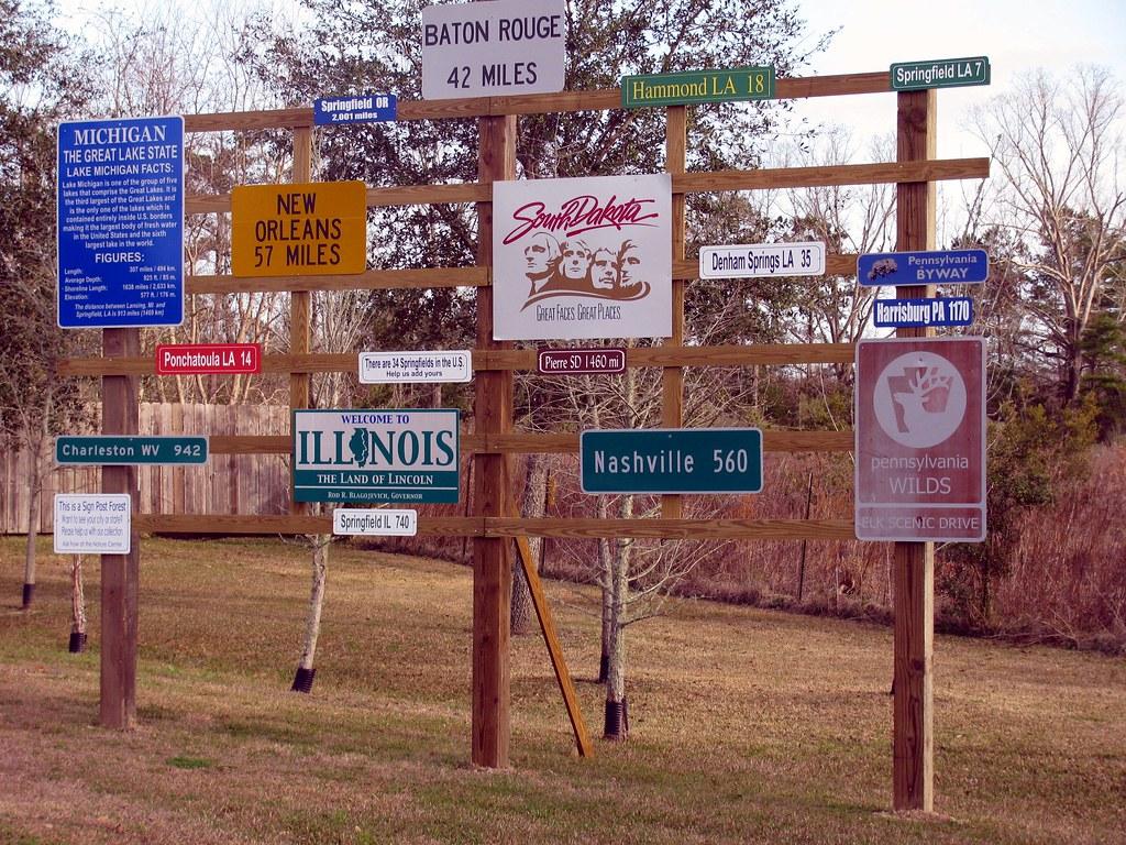 Mileage from Tickfaw, Louisiana