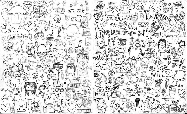 Cute drawings of random things the for Random cute drawings