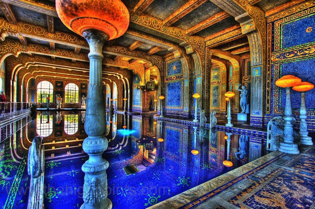 Hearst Castle 39 S Roman Pool Flickr Photo Sharing