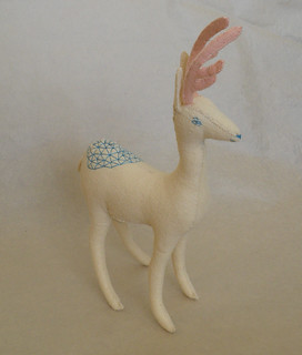 New Deer up on Etsy! More coming soon!