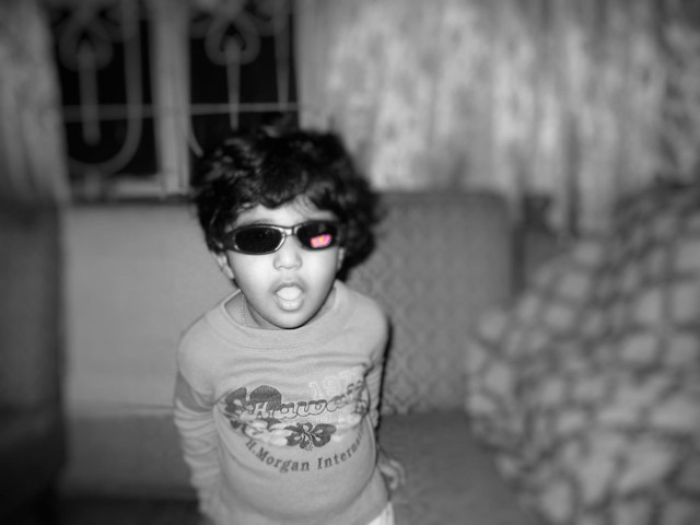 Priyo the rock star