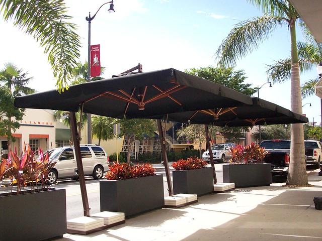 Large Patio Umbrella | Flickr - Photo Sharing!