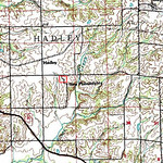 1990 Topographic Map