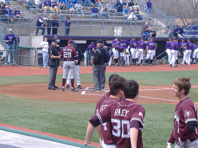 College Baseball Coach Resume Template