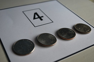 4 quarters counting card