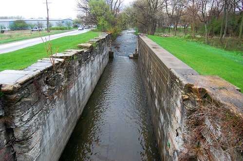 I&M Canal, Lock 1