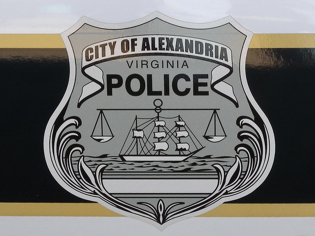 City of Alexandria Police Department - bank robbery