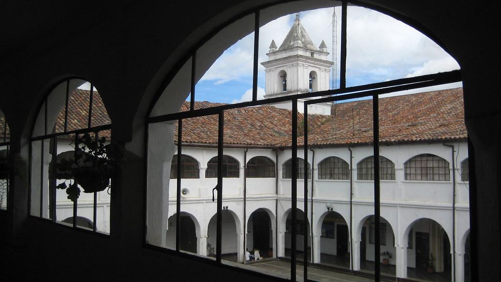 Claustro convento Santo Domingo de Tunja (Colombia)