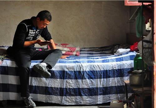 china light window bed village grandson widow photoalbum shandong simplelife sunzi xintai laozoushome