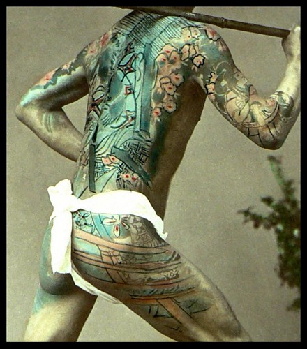 Japanese water tattoos archives chopper tattoo website for 19th century tattoos