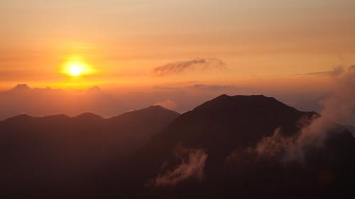 sunrise hiking lantau 日出 鳳凰山 lantaupeak 行山 大嶼山