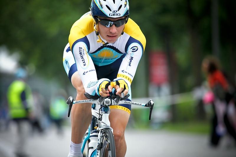 Tour de Suisse: Maxim Iglinsky