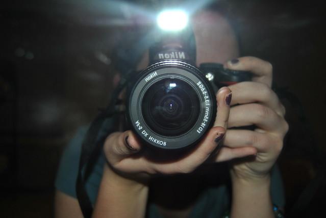 The Photographer: a self portrait. (14/365)