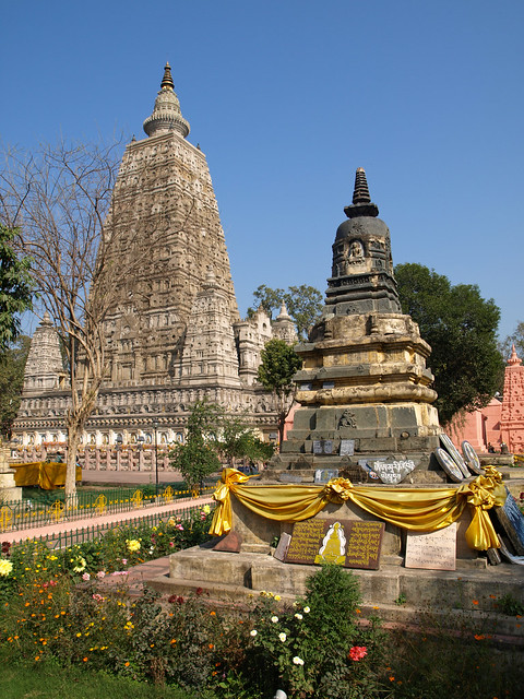 Gaya India  city photo : Bodh Gaya, India | Flickr Photo Sharing!