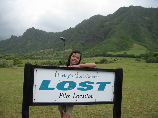 LOST Tour @kualoaranch