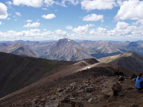 Mount Elbert Panorama #12.