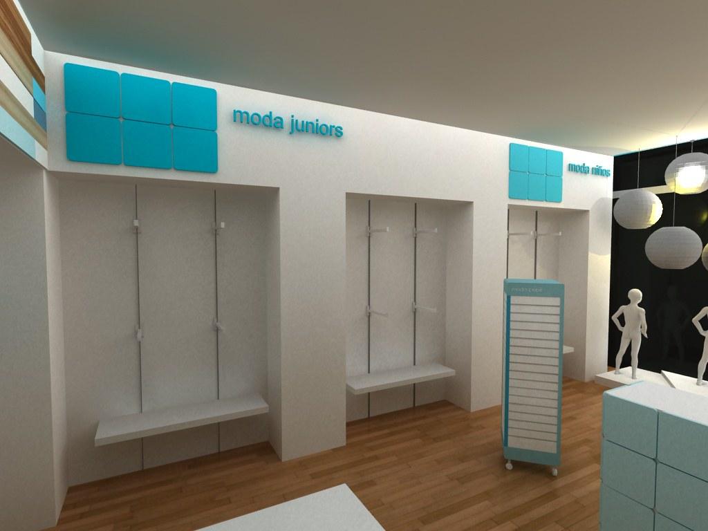 Realizacion de Locales comerciales. Diseño de Tiendas. Mobiliario ...