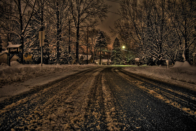 HDR of my street
