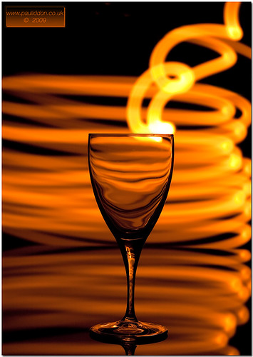 A Glass of Fire
