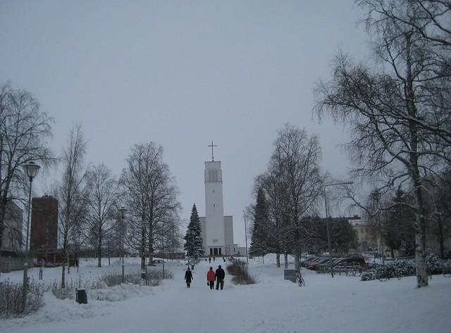 204 Iisalmen kirkkopuisto