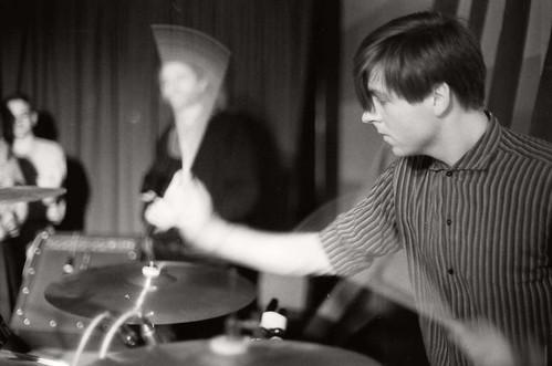 "Alexander Hirche, Die drei von der Tankstelle, Berlin 1987<br>Foto © <a href=""http://www.flickr.com/photos/stefan_mai/sets/72157613198581805/"">Stefan Mai</a>"