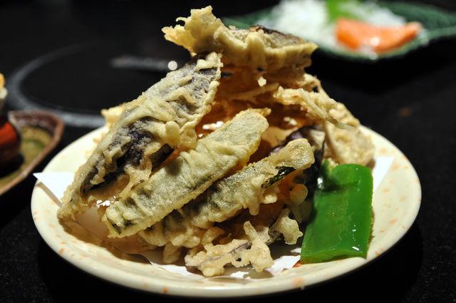 春日日本料理-野菜天婦羅 NT$197