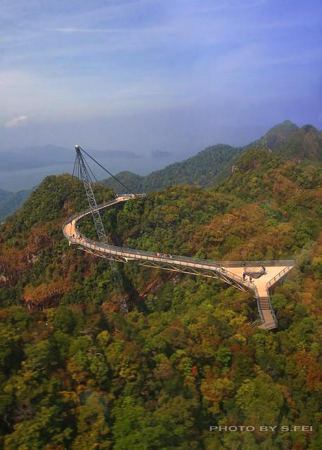Langkawi sky bridge 1 兰卡威天空之桥 1
