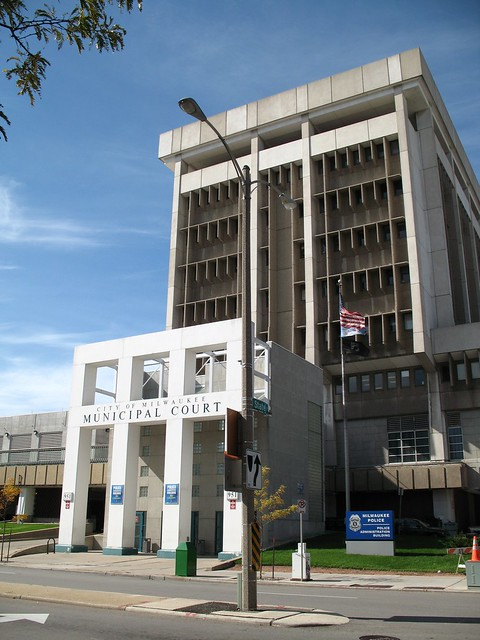 Milwaukee Municipal Court Building