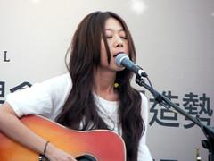 陈绮贞[太阳]演唱会及专辑造勢签唱会