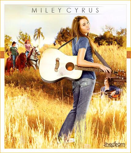 Miley Cyrus (Hannah Montana - The Movie)