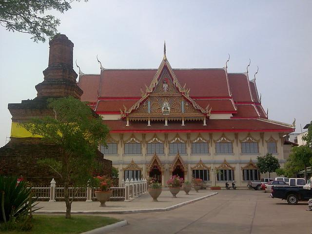 Temple, Phetchabun, Thailand