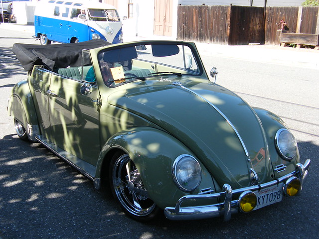 Custom 1964 Vw Bug Convertible A Photo On Flickriver