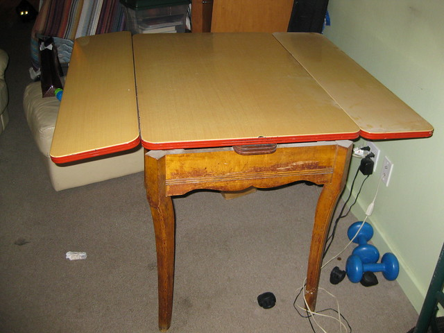Vintage 1950s Kitchen Table For Sale Flickr Photo Sharing