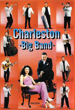 Charleston Big Band sen data 001 - orquesta - cartel