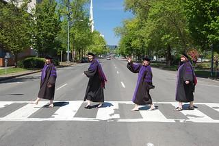 Willamette College of Law Grad