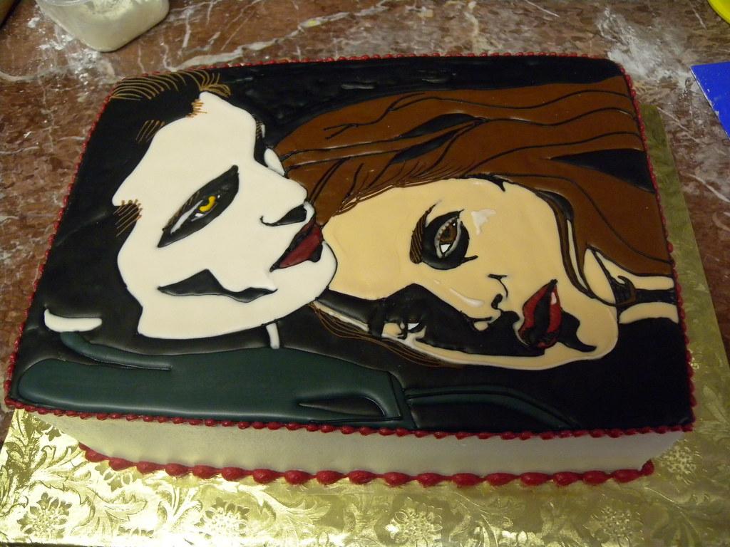 Cake Tasting Alliance Bakery
