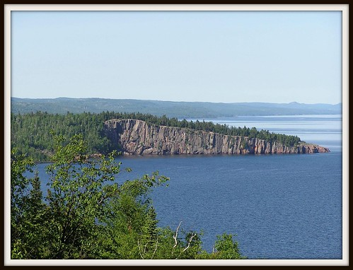 Shovel Point on the North Shore of Lake Superior