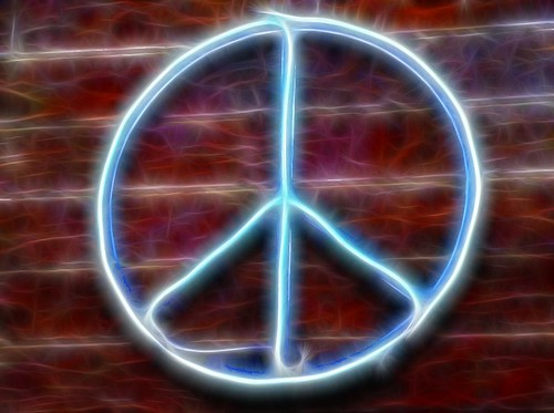 Peace................to You............