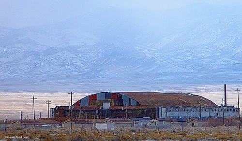Rusting Hangar