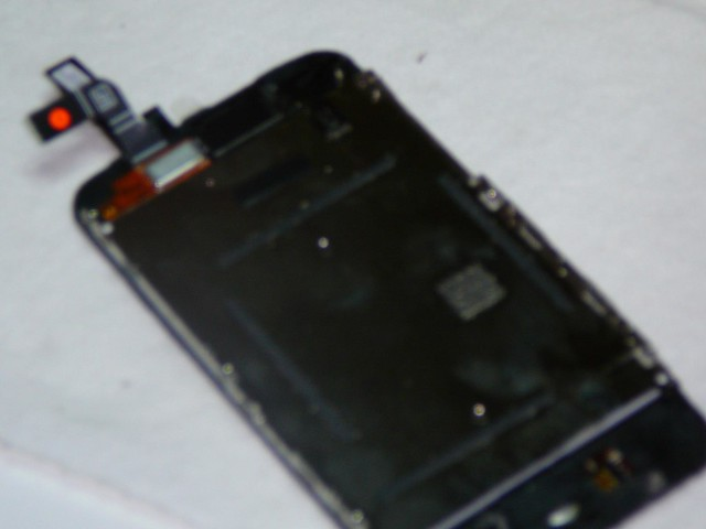 Iphone C Lcd Full Abembly