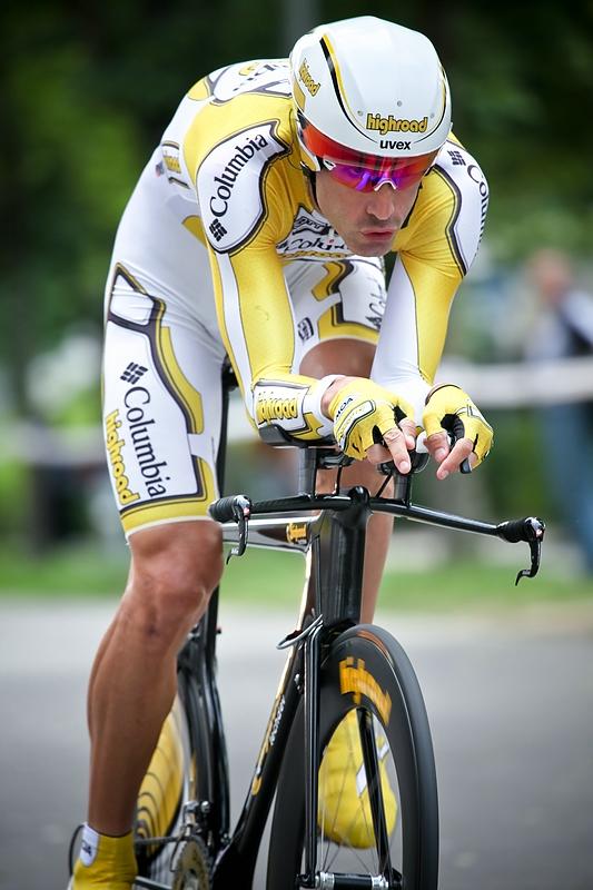 Tour de Suisse: George Hincapie