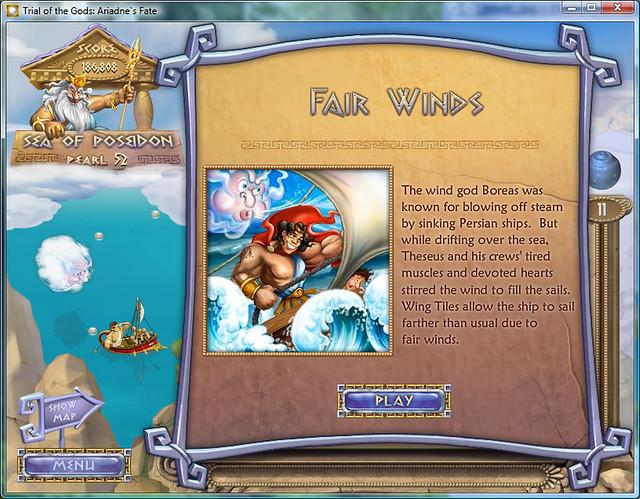 story 3-9 fair winds